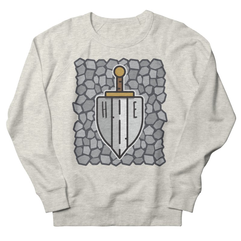 The Hero's Edge Stonewall Men's French Terry Sweatshirt by The Hero's Edge