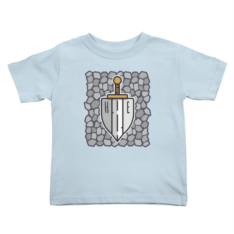 The Hero's Edge Stonewall Kids Toddler T-Shirt by The Hero's Edge