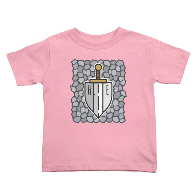 The Hero's Edge Stonewall Kids Toddler T-Shirt by The Hero's Edge