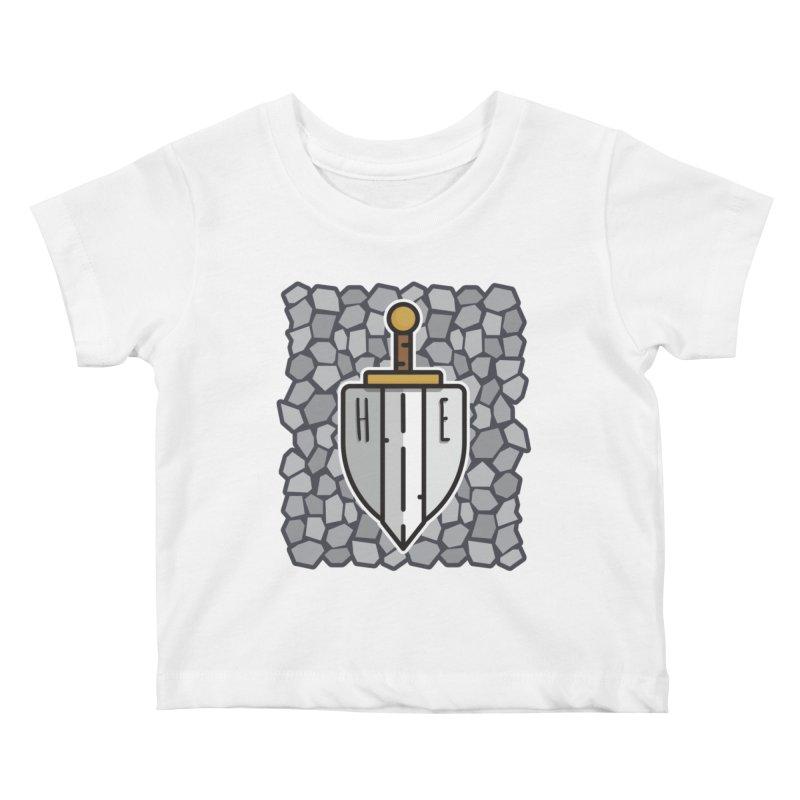 The Hero's Edge Stonewall Kids Baby T-Shirt by The Hero's Edge