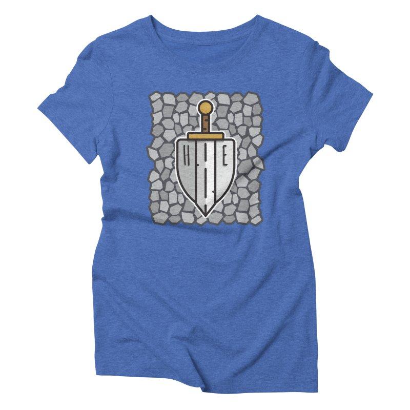 The Hero's Edge Stonewall Women's Triblend T-Shirt by The Hero's Edge