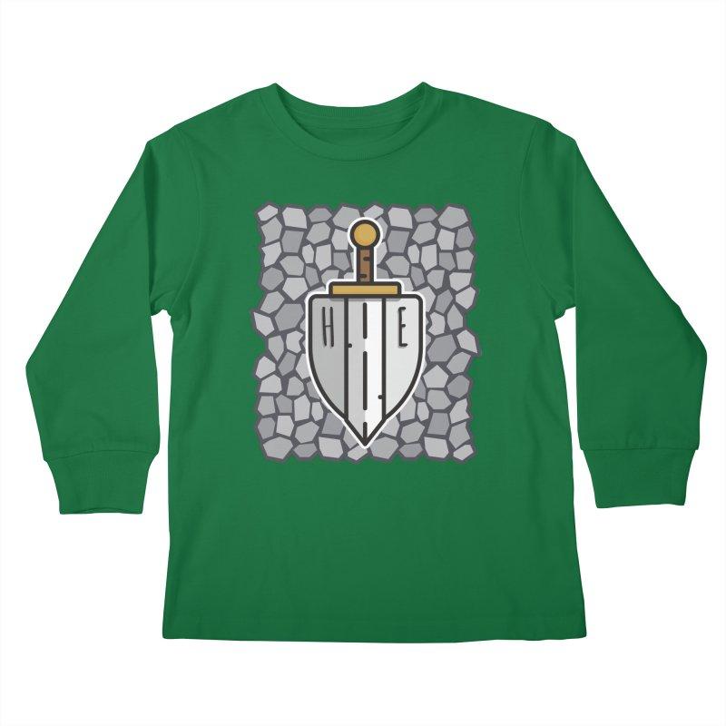 The Hero's Edge Stonewall Kids Longsleeve T-Shirt by The Hero's Edge