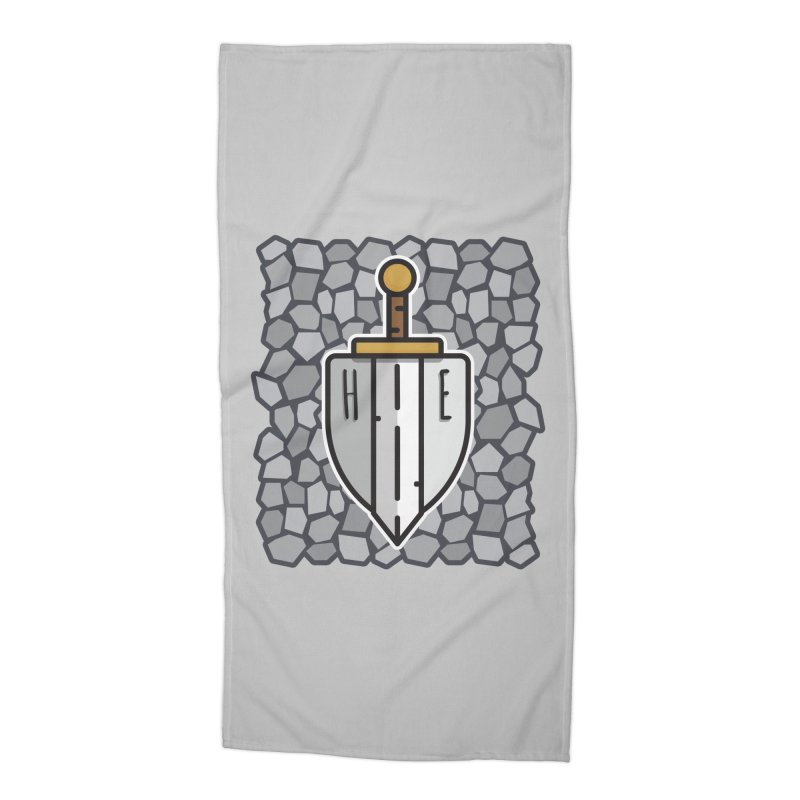 The Hero's Edge Stonewall Accessories Beach Towel by The Hero's Edge