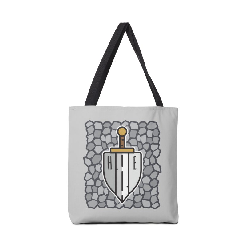 The Hero's Edge Stonewall Accessories Tote Bag Bag by The Hero's Edge