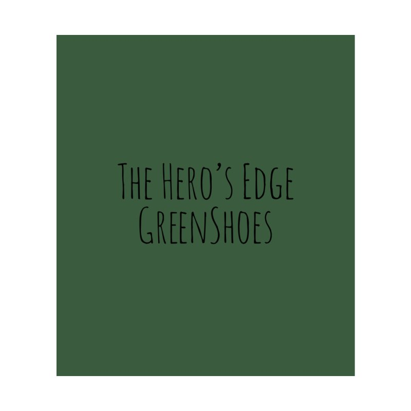 Greenshoes - The Hero's Edge Men's Shoes by The Hero's Edge