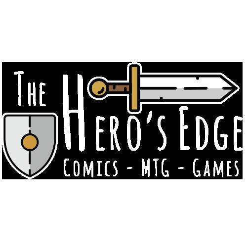 The Hero's Edge Logo