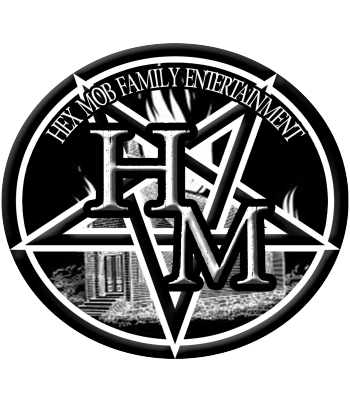 The Hex Mob Fam Welcomes You Logo