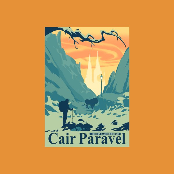 image for Narnia(Cair Paravel)