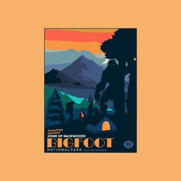 image for Bigfoot