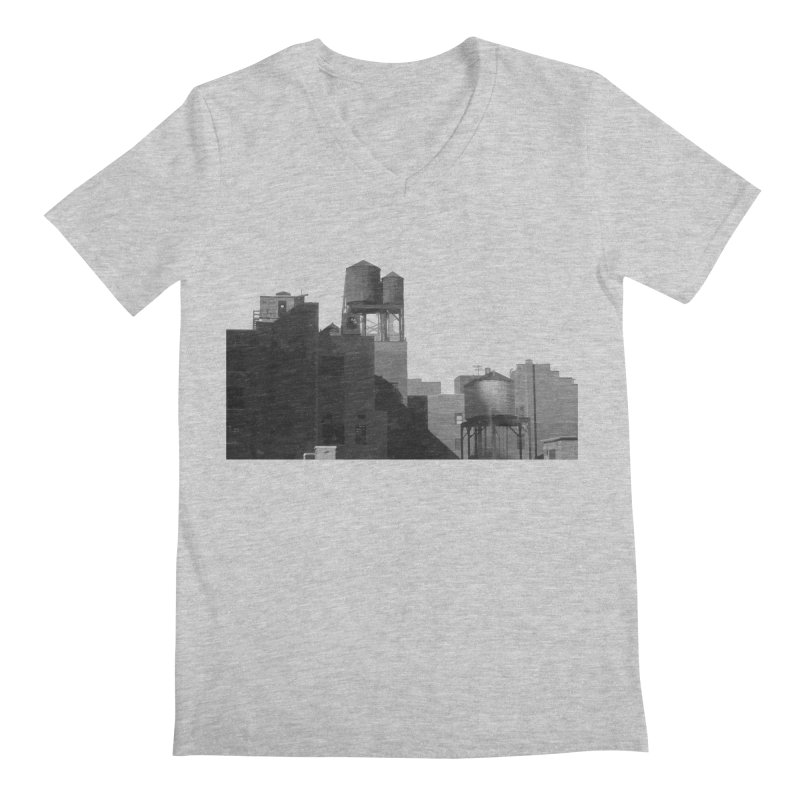 Water Towers   by Howard Forrester's Artist Shop