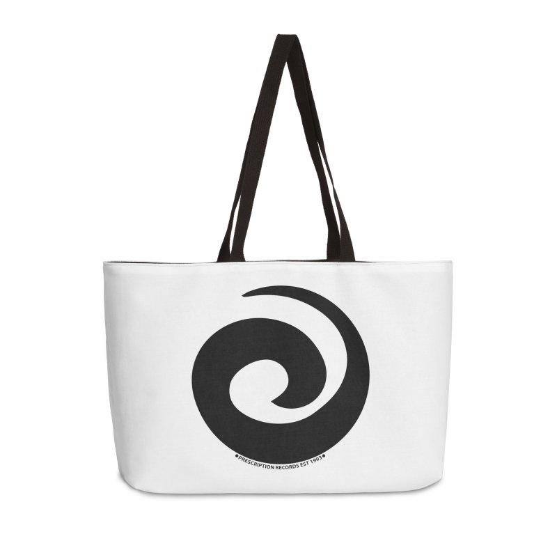 Prescription Records Anthology (Black) Accessories Bag by HiFi Brand
