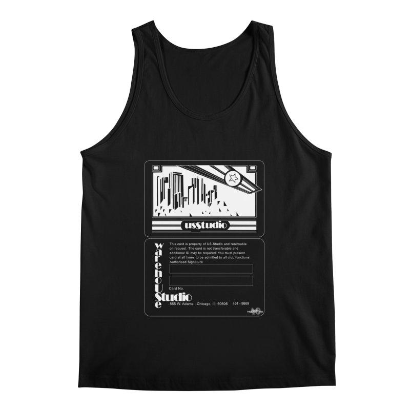 Warehouse Membership Card (White Design)  Men's Tank by HiFi Brand