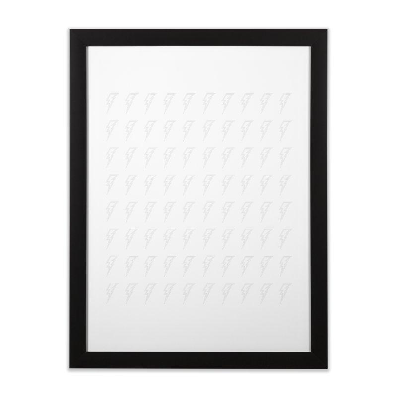 Good Weather Home Framed Fine Art Print by HiFi Brand