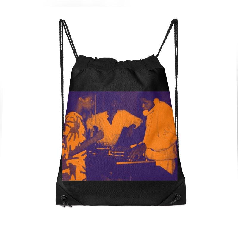 Disco Kids Accessories Drawstring Bag Bag by HiFi Brand