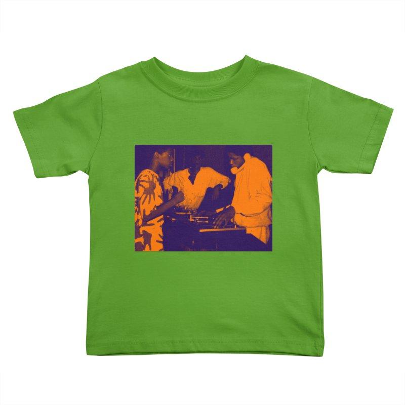 Disco Kids Kids Toddler T-Shirt by HiFi Brand