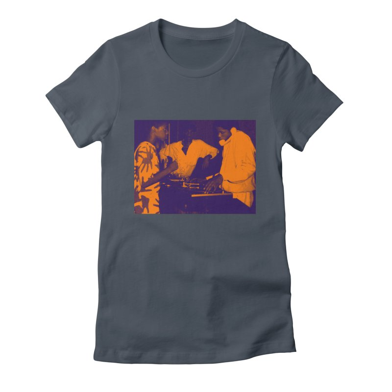 Disco Kids Women's T-Shirt by HiFi Brand