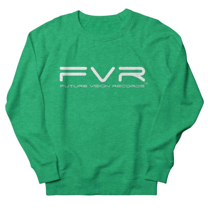 Future Vision Records (White Logo) Women's Sweatshirt by HiFi Brand