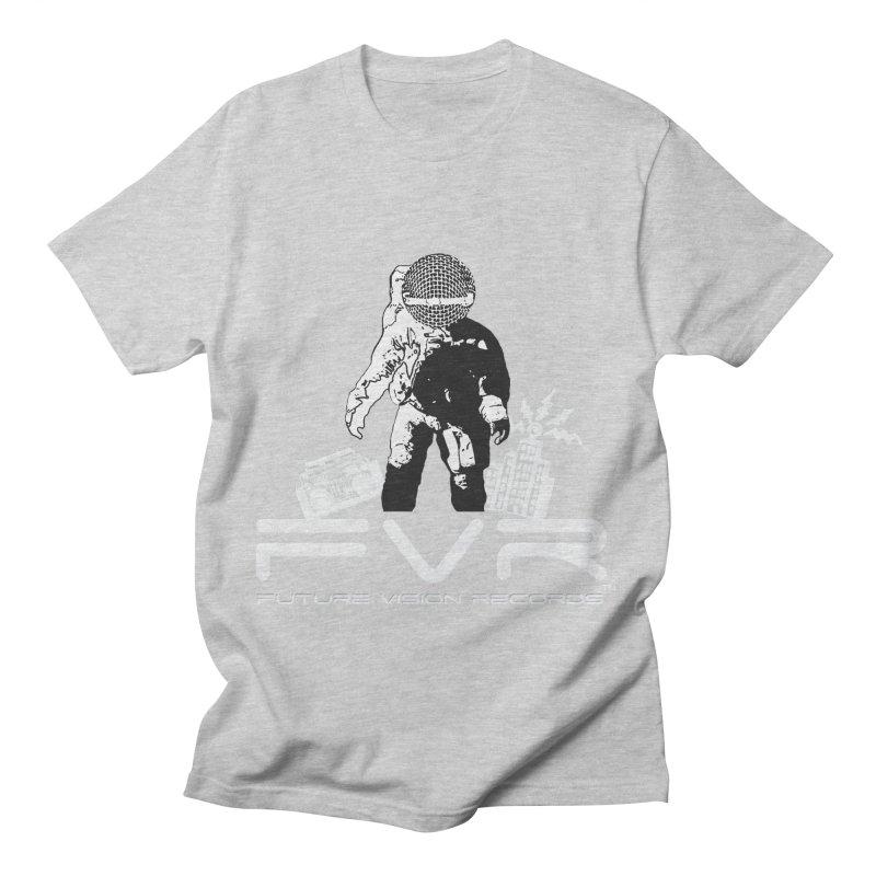 Future Vision Records Men's T-Shirt by HiFi Brand