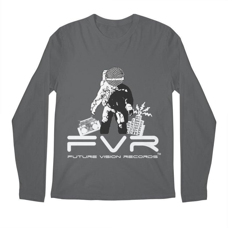 Future Vision Records Men's Longsleeve T-Shirt by HiFi Brand