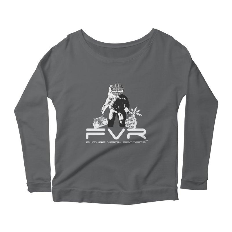 Future Vision Records Women's Longsleeve T-Shirt by HiFi Brand