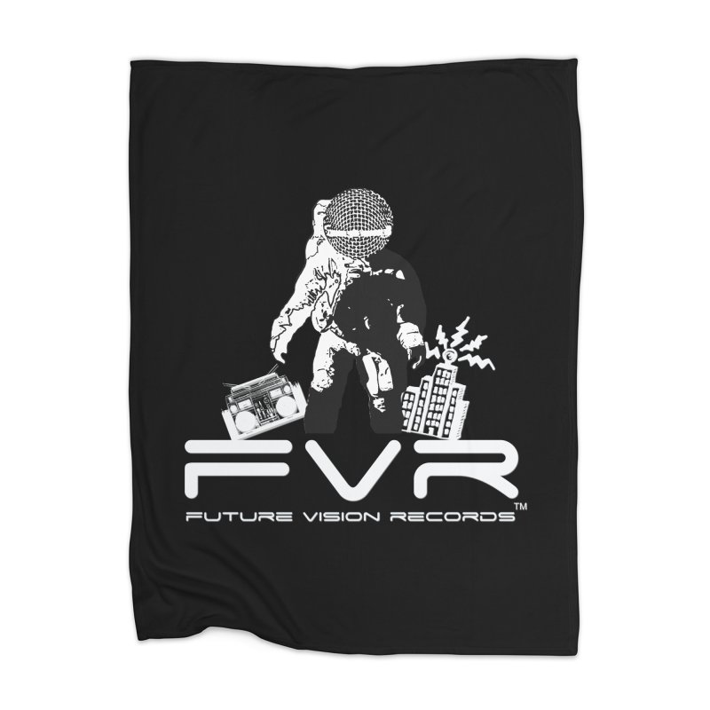 Future Vision Records Home Blanket by HiFi Brand