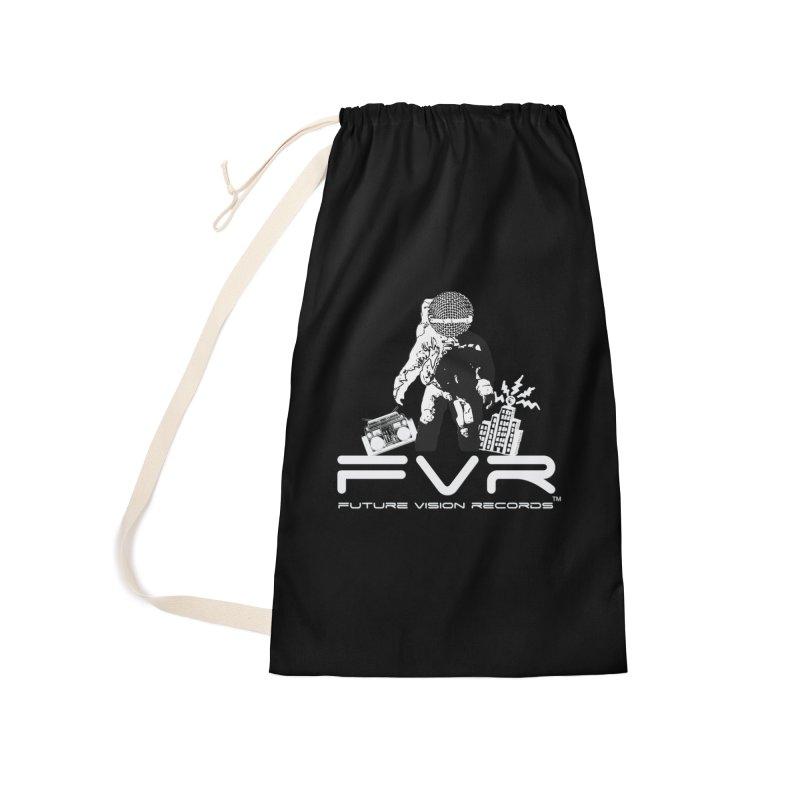 Future Vision Records Accessories Bag by HiFi Brand
