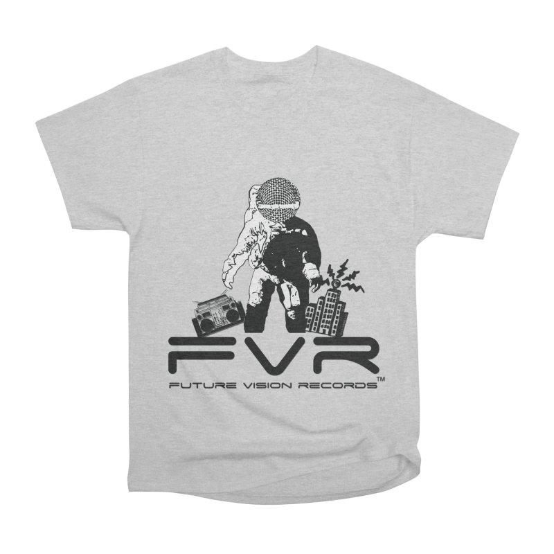 Future Vision Men's Heavyweight T-Shirt by HiFi Brand