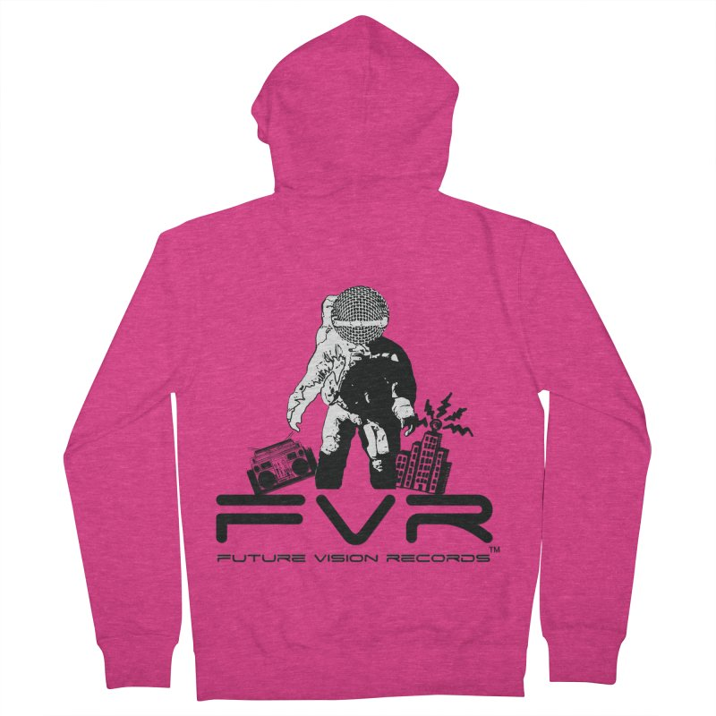 Future Vision Women's Zip-Up Hoody by HiFi Brand