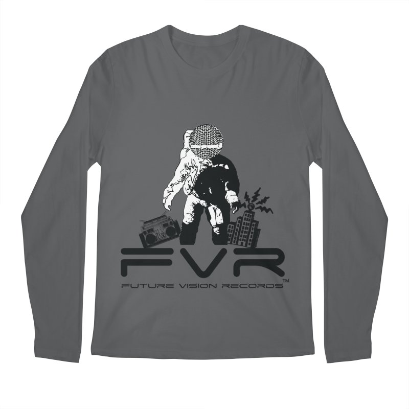 Future Vision Men's Longsleeve T-Shirt by HiFi Brand