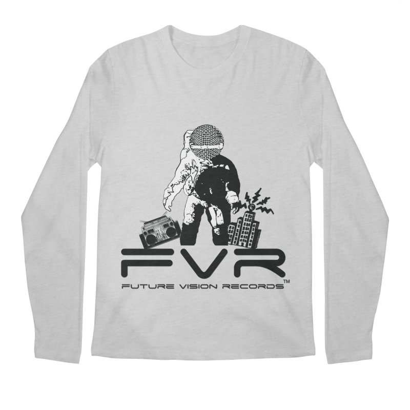 Future Vision Men's Regular Longsleeve T-Shirt by HiFi Brand