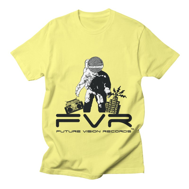 Future Vision Men's T-Shirt by HiFi Brand