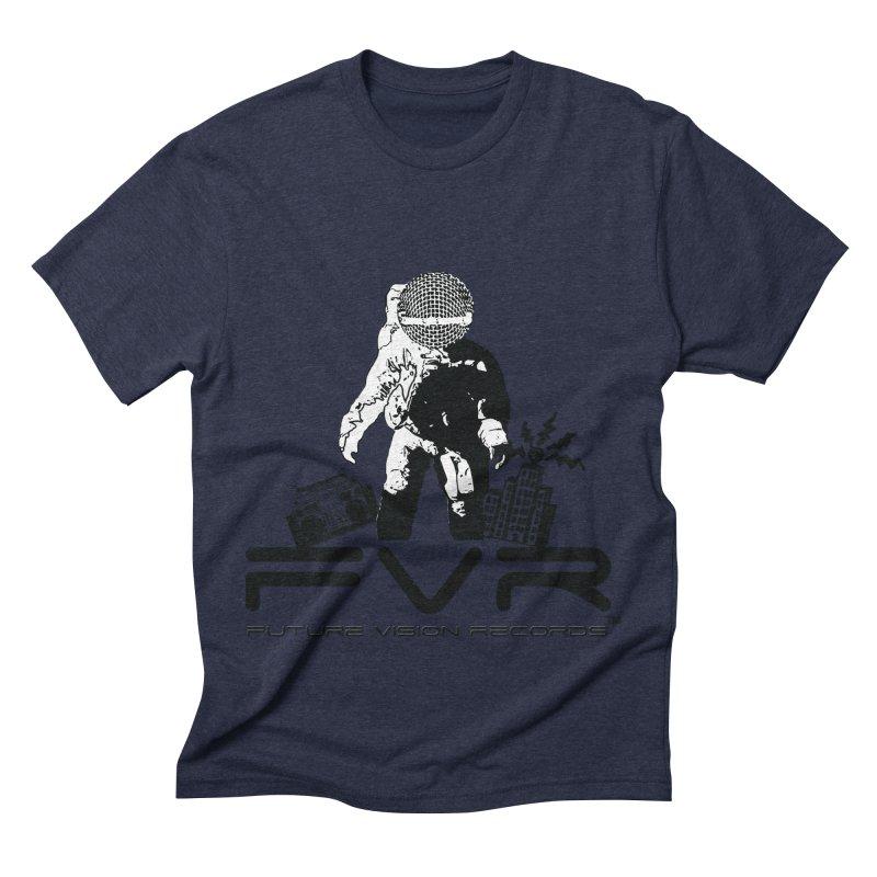 Future Vision Men's Triblend T-Shirt by HiFi Brand