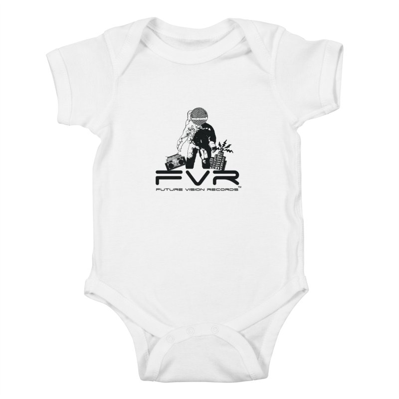 Future Vision Kids Baby Bodysuit by HiFi Brand