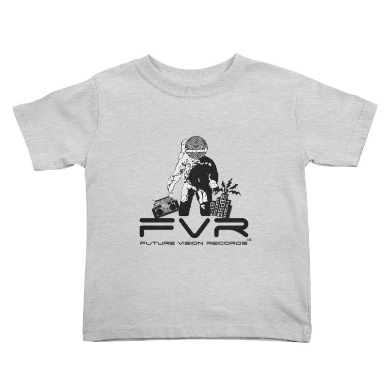 Future Vision Kids Toddler T-Shirt by HiFi Brand