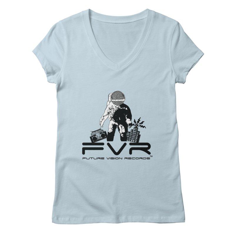 Future Vision Women's V-Neck by HiFi Brand