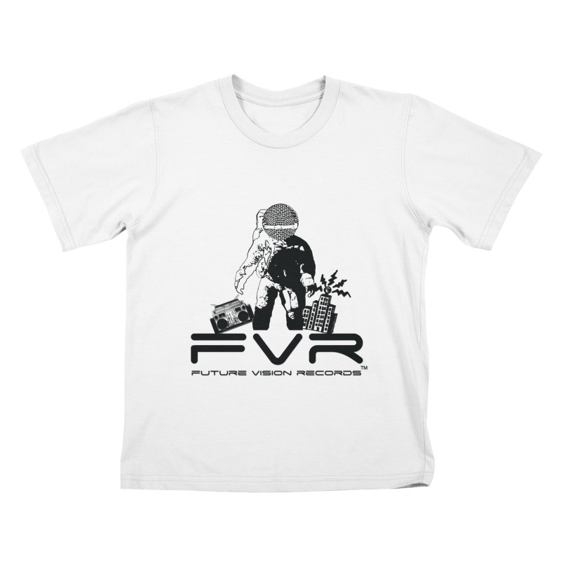 Future Vision Kids T-Shirt by HiFi Brand