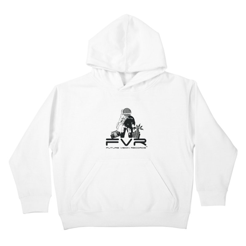 Future Vision Kids Pullover Hoody by HiFi Brand