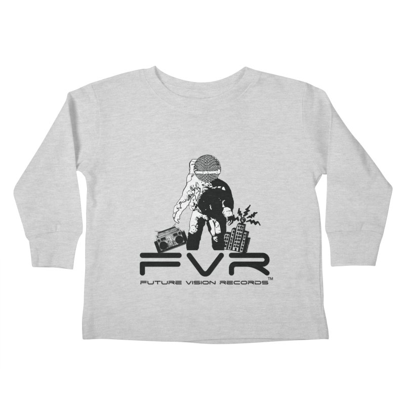 Future Vision Kids Toddler Longsleeve T-Shirt by HiFi Brand