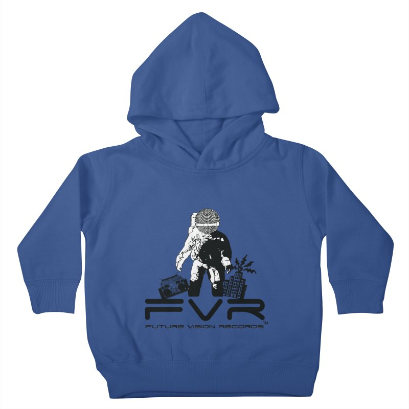 Future Vision Kids Toddler Pullover Hoody by HiFi Brand