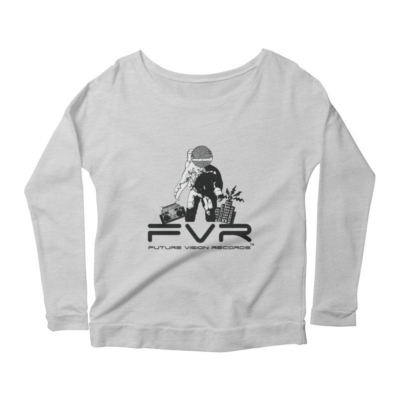 Future Vision Women's Scoop Neck Longsleeve T-Shirt by HiFi Brand