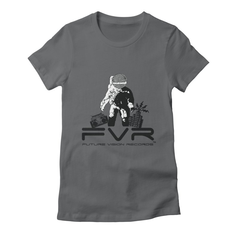Future Vision Women's Fitted T-Shirt by HiFi Brand