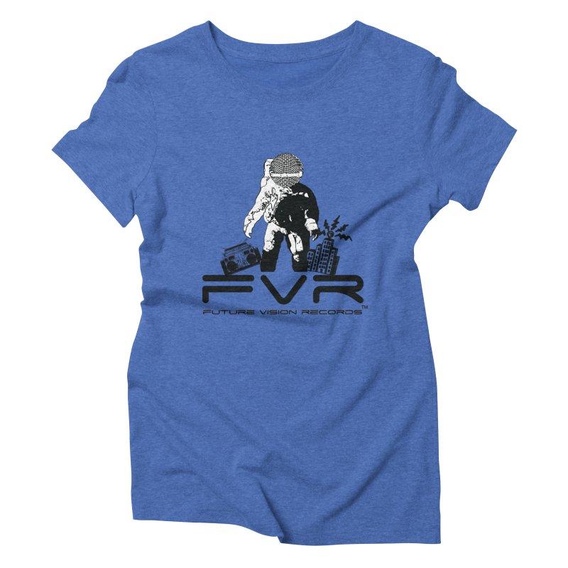 Future Vision Women's Triblend T-Shirt by HiFi Brand