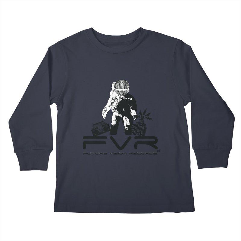 Future Vision Kids Longsleeve T-Shirt by HiFi Brand