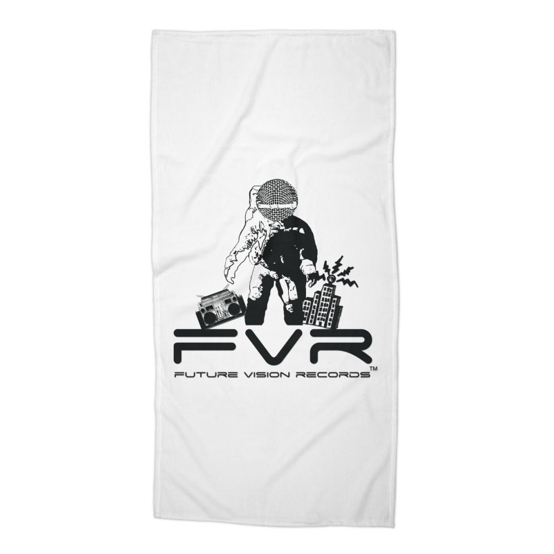 Future Vision Accessories Beach Towel by HiFi Brand