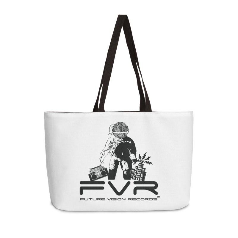Future Vision Accessories Weekender Bag Bag by HiFi Brand