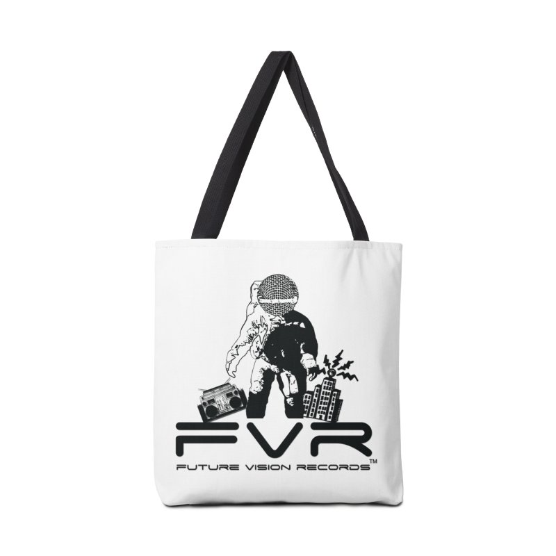 Future Vision Accessories Tote Bag Bag by HiFi Brand