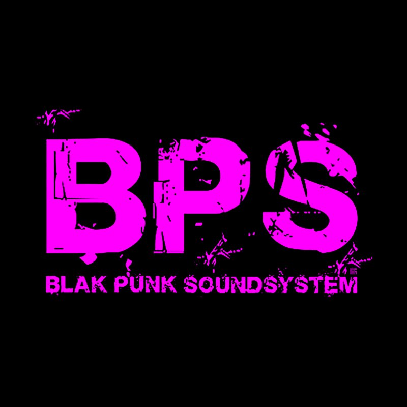 BPS (Magenta Design) Men's Tank by HiFi Brand