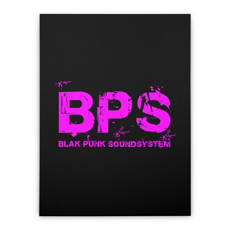 BPS (Magenta Design) Home Stretched Canvas by HiFi Brand