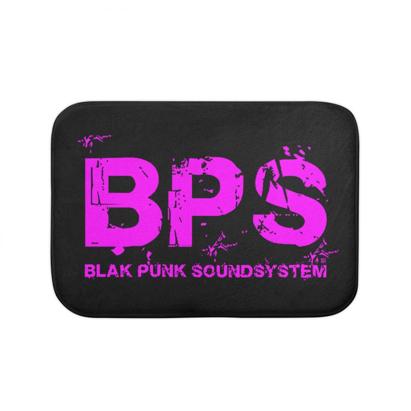 BPS (Magenta Design) Home Bath Mat by HiFi Brand
