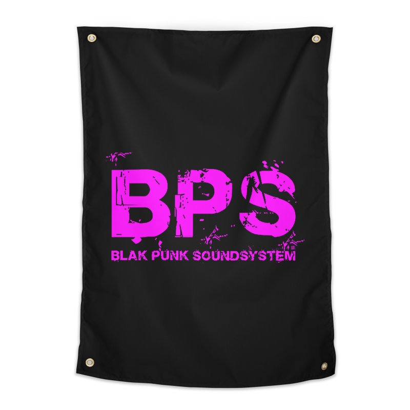 BPS (Magenta Design) Home Tapestry by HiFi Brand